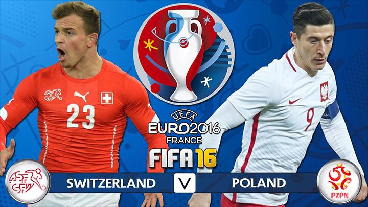 Poola vs Šveits