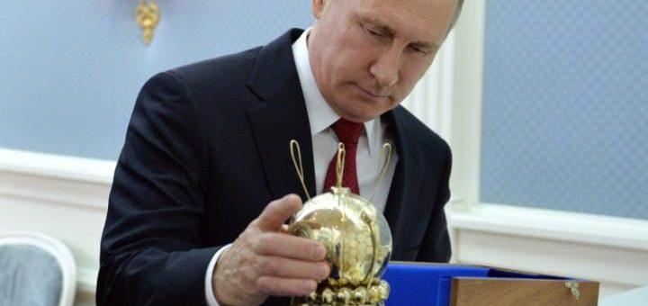 Putin külastas Venemaa mängu ajal muuseumi, kuna seal on asjad oluliselt paremad