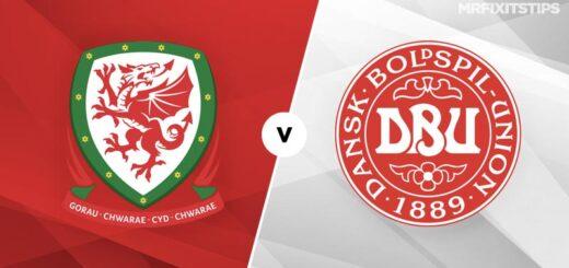Wales vs Taani